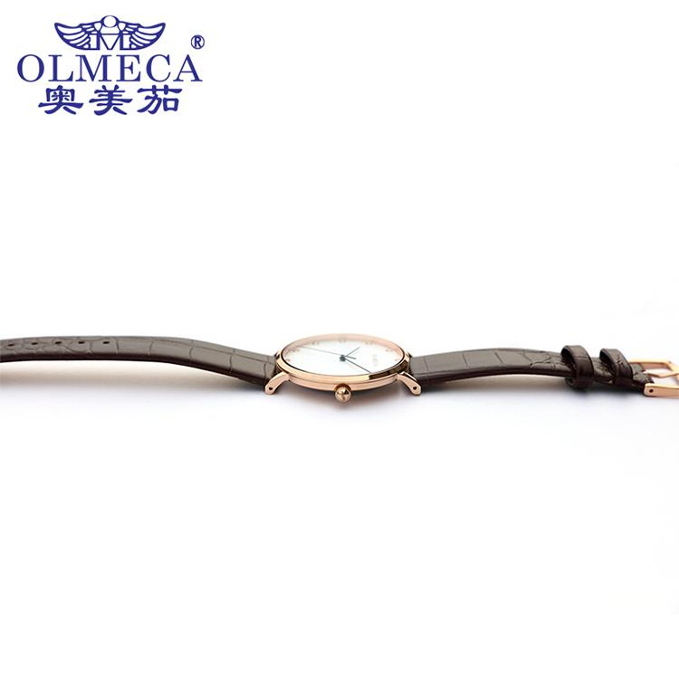 Business ultra-thin ladies diamond watch